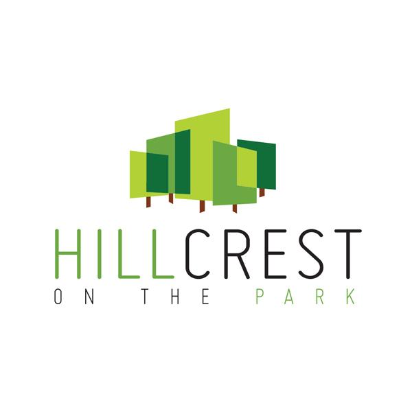 hillcrest on the lake logo - Logo Design