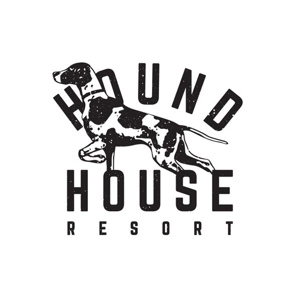 house house resort logo - Logo Design