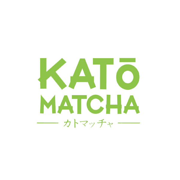 kato matcha logo - Logo Design
