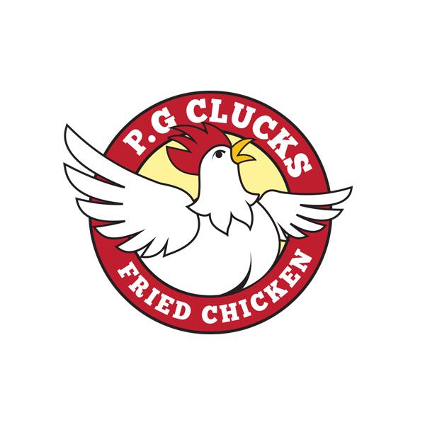 pg clucks logo - Logo Design