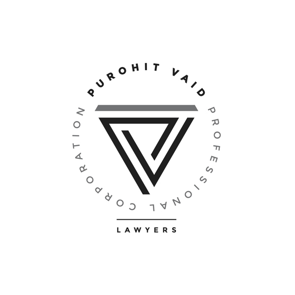 purohit vaid logo - Logo Design