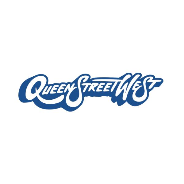 queen street west logo - Logo Design