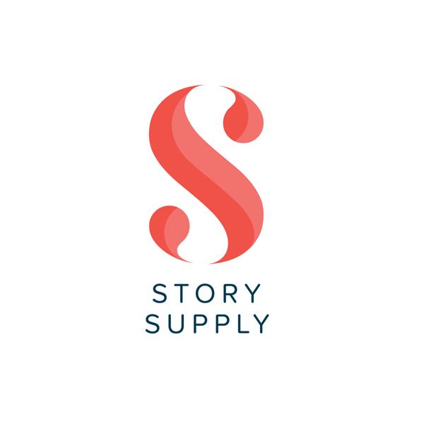 story supply logo - Logo Design