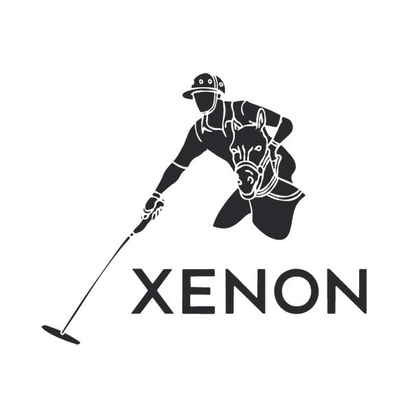 xenon logo 1 - Logo Design